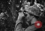 Image of communication activities Peleliu Palau Islands, 1945, second 16 stock footage video 65675071792