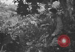 Image of communication activities Peleliu Palau Islands, 1945, second 42 stock footage video 65675071792