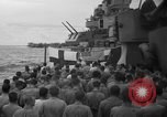 Image of funeral Pacific Ocean, 1944, second 13 stock footage video 65675071809
