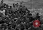 Image of funeral Pacific Ocean, 1944, second 21 stock footage video 65675071809