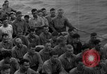 Image of funeral Pacific Ocean, 1944, second 22 stock footage video 65675071809