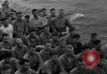 Image of funeral Pacific Ocean, 1944, second 24 stock footage video 65675071809