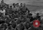 Image of funeral Pacific Ocean, 1944, second 25 stock footage video 65675071809