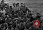 Image of funeral Pacific Ocean, 1944, second 26 stock footage video 65675071809