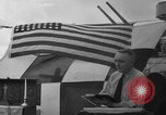 Image of funeral Pacific Ocean, 1944, second 28 stock footage video 65675071809
