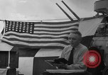 Image of funeral Pacific Ocean, 1944, second 31 stock footage video 65675071809
