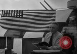 Image of funeral Pacific Ocean, 1944, second 32 stock footage video 65675071809