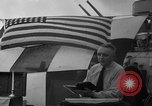 Image of funeral Pacific Ocean, 1944, second 33 stock footage video 65675071809