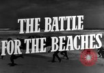 Image of Amphibious assaults European Theater, 1946, second 20 stock footage video 65675071819