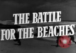 Image of Amphibious assaults European Theater, 1946, second 22 stock footage video 65675071819