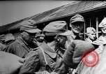 Image of British soldiers in battle gear European Theater, 1944, second 52 stock footage video 65675071827