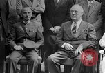 Image of Cairo and Teheran Conferences European Theater, 1944, second 5 stock footage video 65675071829