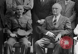 Image of Cairo and Teheran Conferences European Theater, 1944, second 6 stock footage video 65675071829