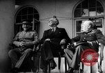 Image of Cairo and Teheran Conferences European Theater, 1944, second 10 stock footage video 65675071829