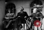 Image of Cairo and Teheran Conferences European Theater, 1944, second 11 stock footage video 65675071829