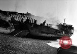 Image of beach activities Dieppe France, 1942, second 32 stock footage video 65675071831