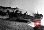 Image of beach activities Dieppe France, 1942, second 33 stock footage video 65675071831