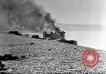 Image of beach activities Dieppe France, 1942, second 34 stock footage video 65675071831