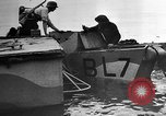 Image of beach activities Dieppe France, 1942, second 41 stock footage video 65675071831