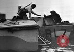 Image of beach activities Dieppe France, 1942, second 43 stock footage video 65675071831