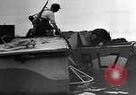 Image of beach activities Dieppe France, 1942, second 45 stock footage video 65675071831