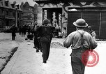 Image of beach activities Dieppe France, 1942, second 47 stock footage video 65675071831