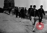Image of beach activities Dieppe France, 1942, second 56 stock footage video 65675071831