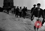 Image of beach activities Dieppe France, 1942, second 57 stock footage video 65675071831