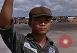 Image of flood relief Vietnam, 1966, second 33 stock footage video 65675071834