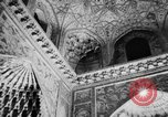 Image of architectural monuments Uzbekistan Soviet Union, 1946, second 18 stock footage video 65675071863
