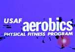 Image of physical fitness United States USA, 1970, second 19 stock footage video 65675071866