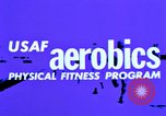 Image of physical fitness United States USA, 1970, second 21 stock footage video 65675071866