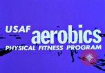 Image of physical fitness United States USA, 1970, second 22 stock footage video 65675071866