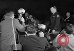 Image of Ferry testifies at McCarthy Army Signal Corps hearings New York City USA, 1953, second 6 stock footage video 65675071883