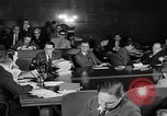 Image of Ferry testifies at McCarthy Army Signal Corps hearings New York City USA, 1953, second 25 stock footage video 65675071883