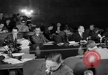 Image of Ferry testifies at McCarthy Army Signal Corps hearings New York City USA, 1953, second 28 stock footage video 65675071883