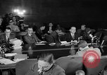 Image of Ferry testifies at McCarthy Army Signal Corps hearings New York City USA, 1953, second 29 stock footage video 65675071883