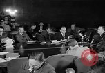 Image of Ferry testifies at McCarthy Army Signal Corps hearings New York City USA, 1953, second 30 stock footage video 65675071883