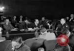 Image of Ferry testifies at McCarthy Army Signal Corps hearings New York City USA, 1953, second 32 stock footage video 65675071883