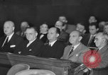 Image of Ferry testifies at McCarthy Army Signal Corps hearings New York City USA, 1953, second 44 stock footage video 65675071883