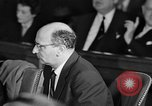 Image of Ferry testifies at McCarthy Army Signal Corps hearings New York City USA, 1953, second 60 stock footage video 65675071883