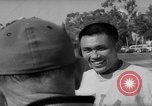 Image of Chuan-Kwang Yang Walnut California USA, 1963, second 10 stock footage video 65675071884