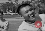 Image of Chuan-Kwang Yang Walnut California USA, 1963, second 12 stock footage video 65675071884