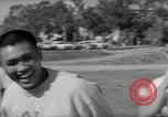 Image of Chuan-Kwang Yang Walnut California USA, 1963, second 13 stock footage video 65675071884