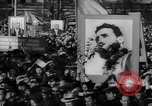 Image of Fidel Castro Moscow Russia Soviet Union, 1963, second 51 stock footage video 65675071885