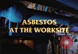 Image of asbestos United States USA, 1980, second 18 stock footage video 65675071889