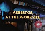 Image of asbestos United States USA, 1980, second 19 stock footage video 65675071889