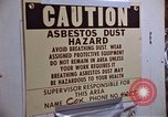 Image of asbestos United States USA, 1980, second 40 stock footage video 65675071893