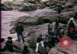 Image of South East Asian refugees Europe, 1980, second 49 stock footage video 65675071917