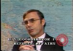 Image of South East Asian refugees Europe, 1980, second 12 stock footage video 65675071919